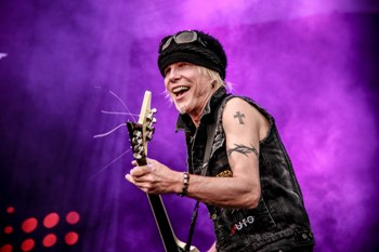 Bang Your Head - live - 2017 - michael schenker