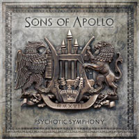 SONS OF APOLLO Psychotic Symphony SPECIALS 2017